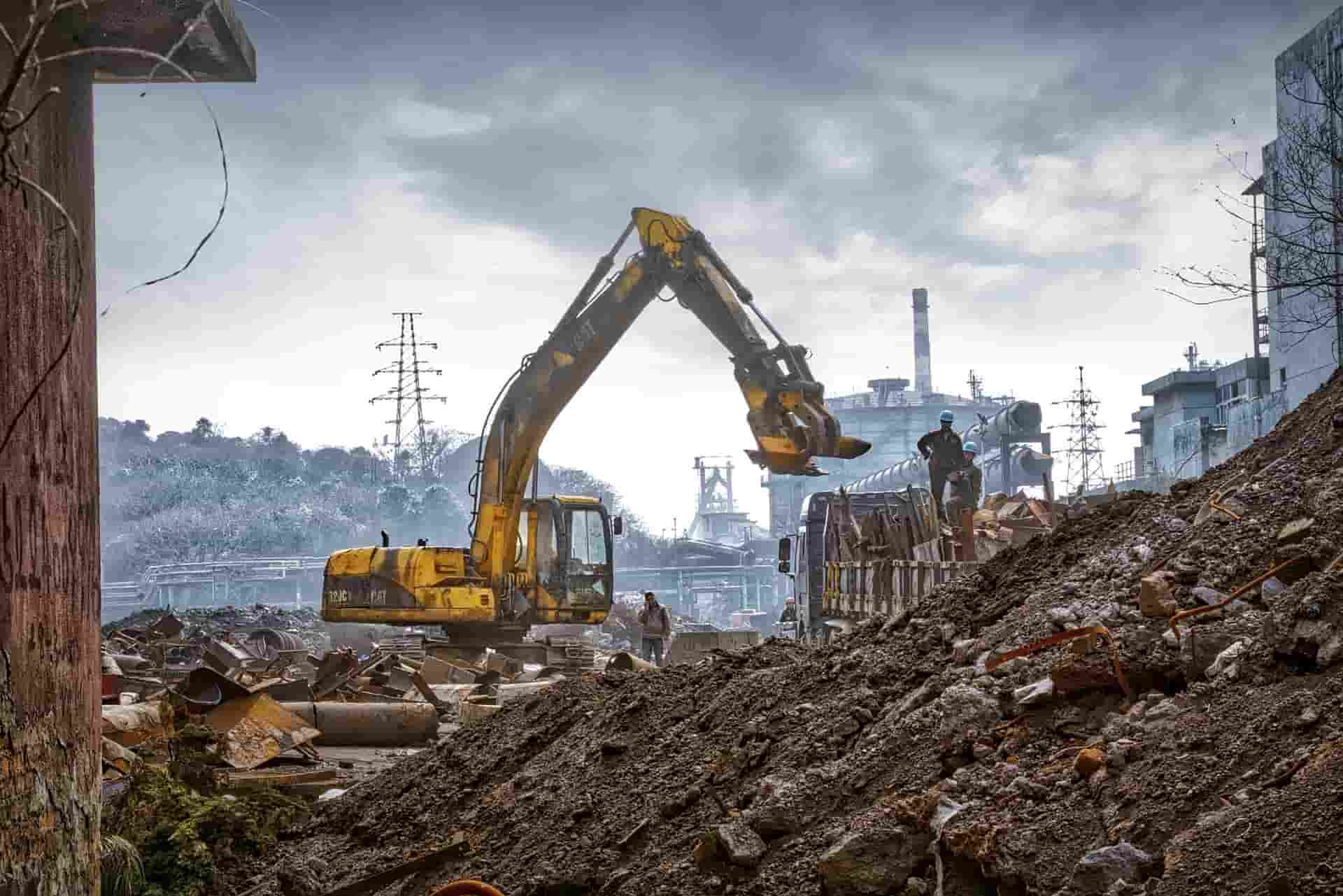 Industrial Demolition Services with MD Professionals, Chicago, IL