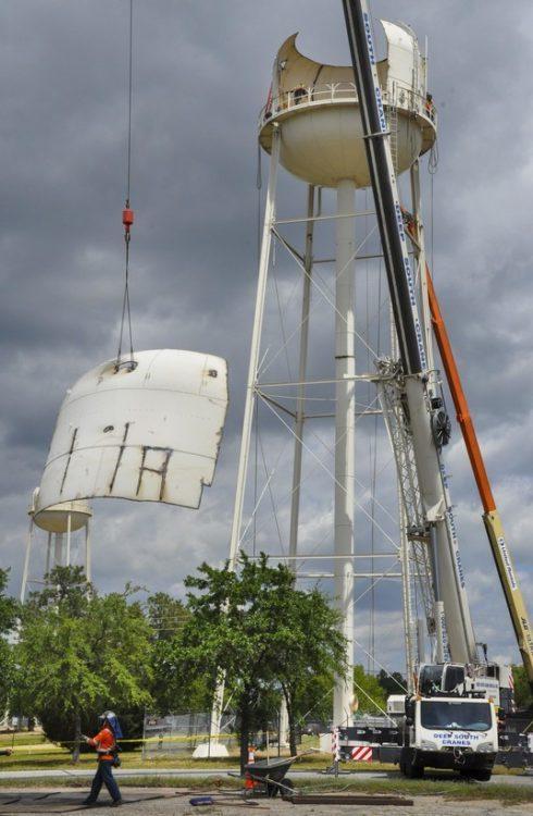 Water Tank Demolition services