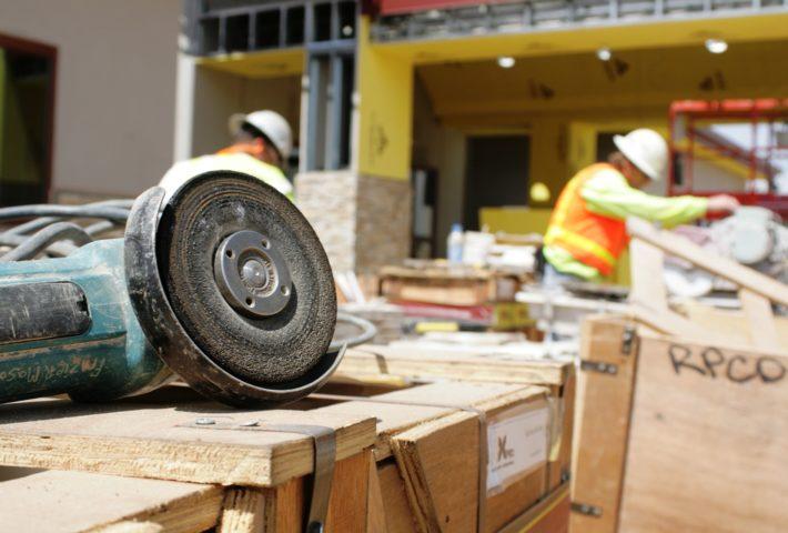 complete building demolition in Melrose Park