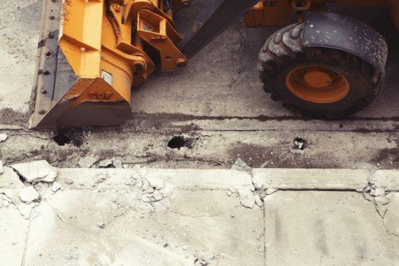 Tinley Park demolition experts