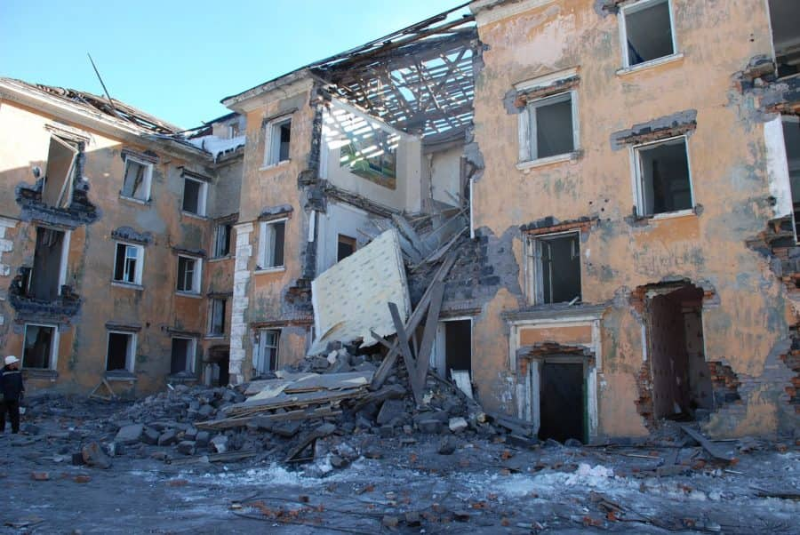 Residential demolition costs per square foot