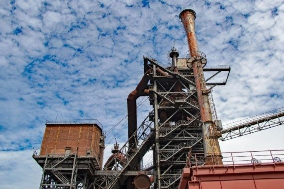 Industrial Chimney Demolition projects