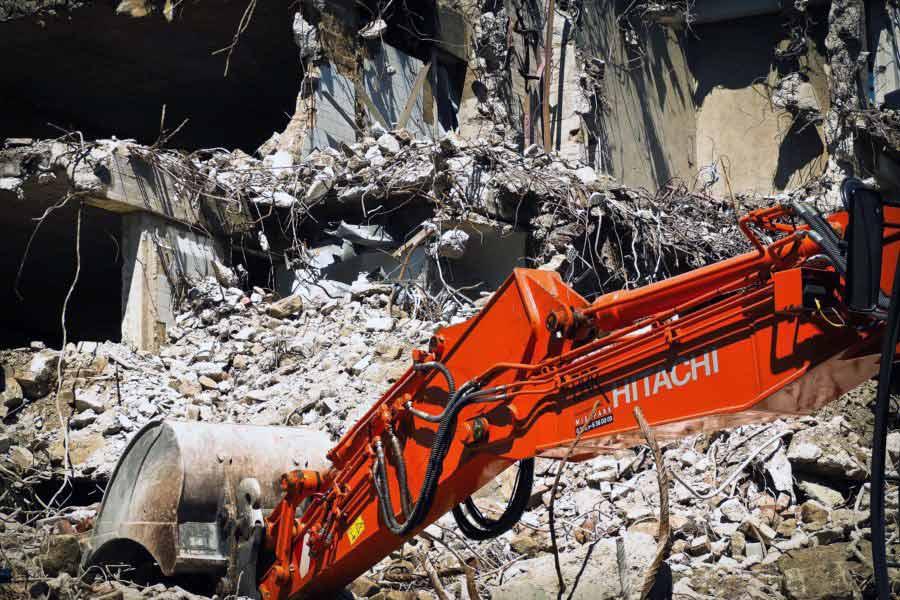 Murray Building Demolition Estimate