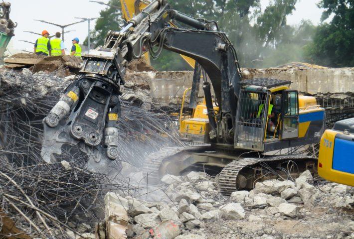 Schaumburg demolition experts