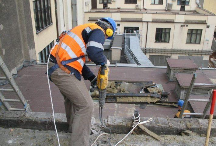 manual demolition works