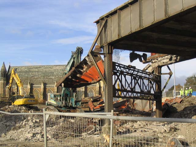 non building demolition works