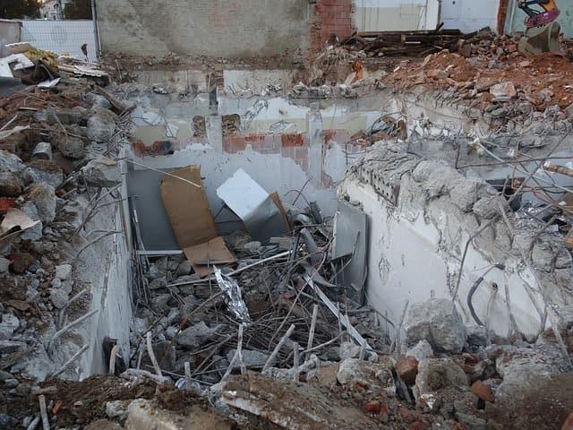 Concrete removal company
