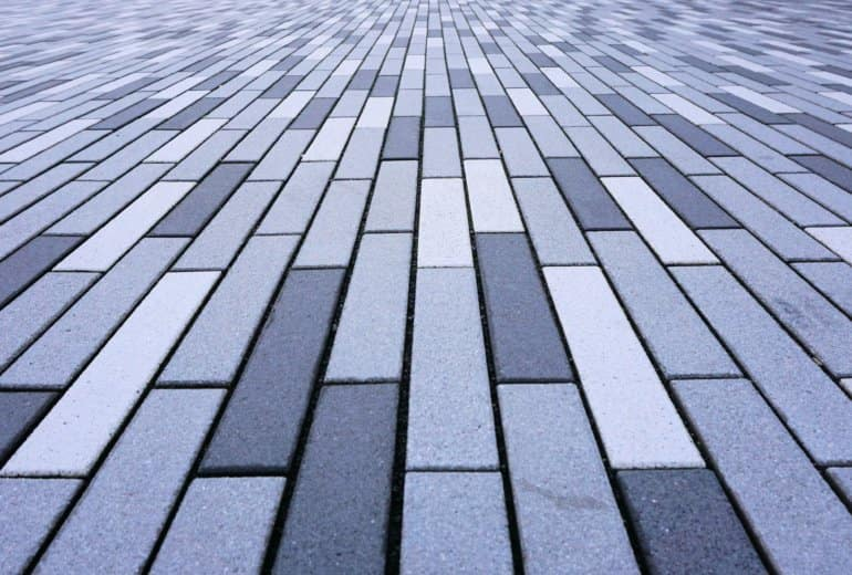 types of paving